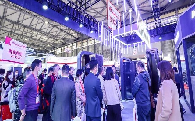JH-TECH asiste a la Exposición Internacional de la Industria de la Computación en la Nube y el Centro de Datos 2020